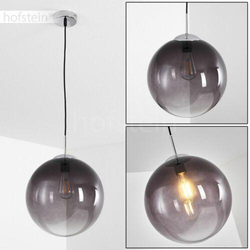 Glas Hänge Pendel Leuchten Lampen Flur Ess Wohn Schlaf Zimmer Raum Beleuchtung
