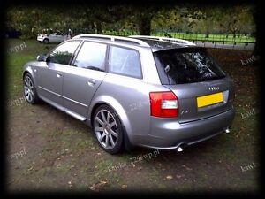 Audi A4 B6 8E Avant S-LINE Rear Roof Spoiler ~PRIMED & PREPARED~  