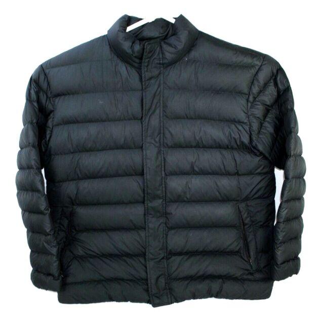 Columbia Men's XXL Black Down Puffer Jacket Coat Omni-Heat ...