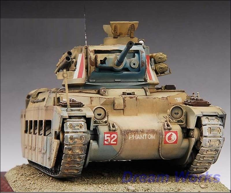 Award Winner Built Tamiya 1 35 UK Infantry Tank Matilda Diorama +Detail