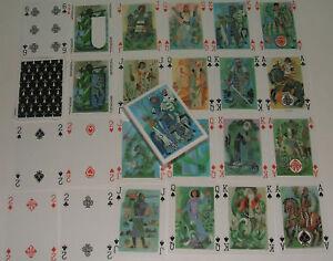 Jeu de 54 cartes les chevaliers de la table ronde ebay - Jeu de societe les chevaliers de la table ronde ...