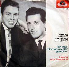 Single / JAMES BROTHERS / PETER KRAUS & JÖRG-MARIA BERG / 1962 / RARITÄT /