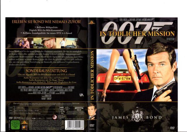 James Bond 007 - In tödlicher Mission (2007) DVD #20403