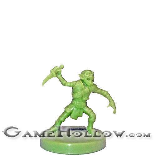 D/&D Miniatures Legend of Drizzt GOBLIN CUTTER