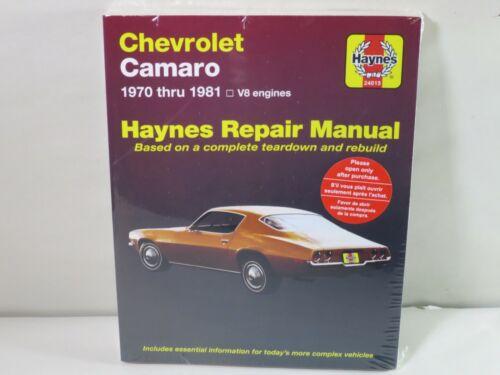Haynes Publications 24015 Repair Manual