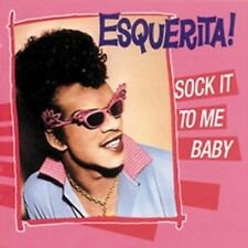 Sock It to Me Baby by Esquerita (Steven Quincy Reeder Jr.) (CD, 1990, Bear Family Records (Germany)) for sale online | eBay