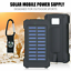 thumbnail 7 - 2000000mAh Power Bank 2USB Backup External Battery Pack Charger for Cell Phone