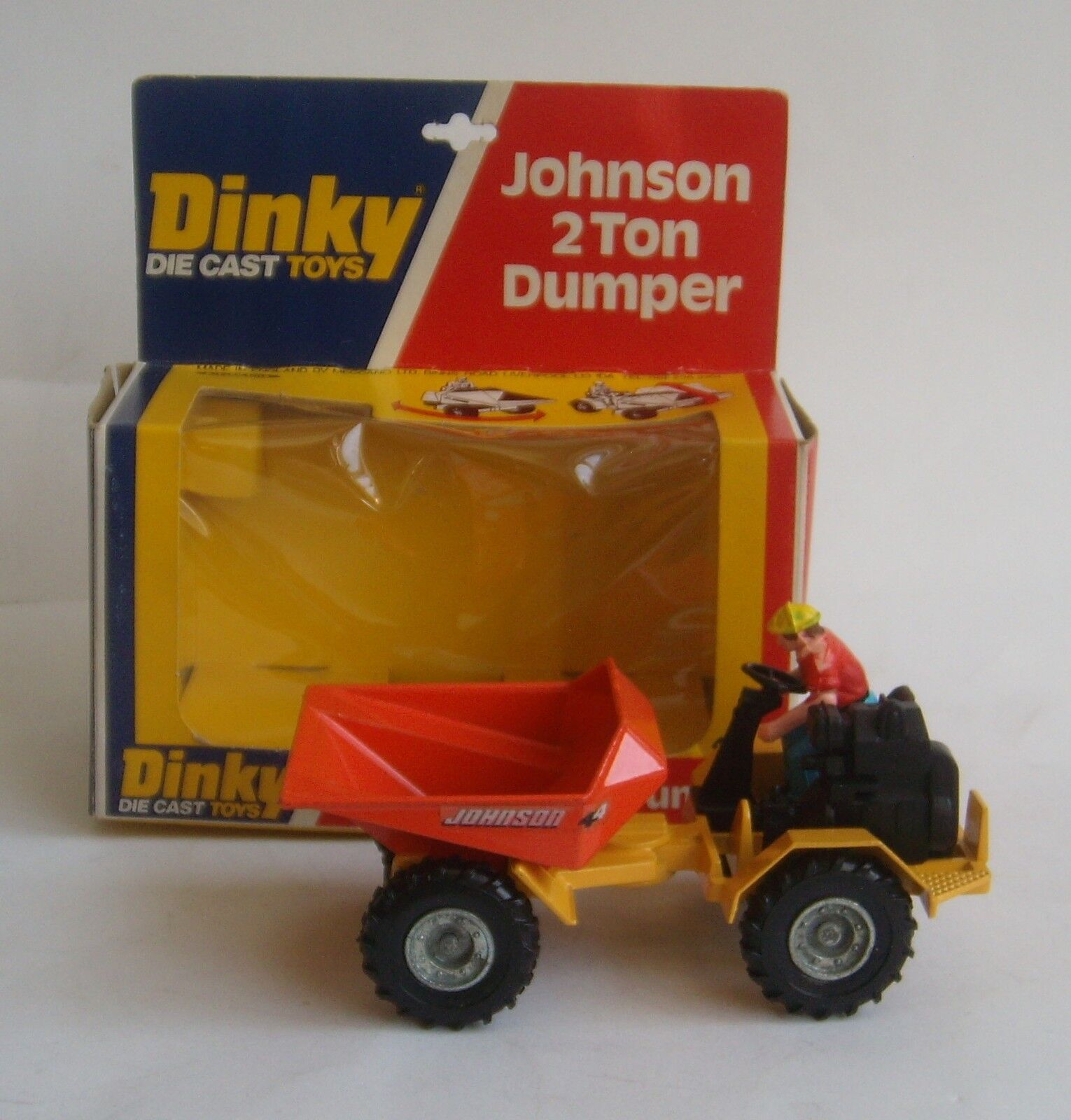 DINKY TOYS No 430, Johnson 2 T Dumper, - SUPERBE