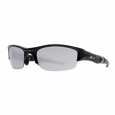 Oakley Flak Jacket OO9008 03-881 Iridium Sport Sunglasses
