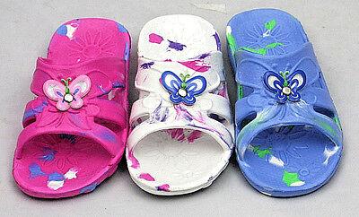 niña infantil Plano Chanclas Sandalias Senderismo Surf Playa Zapatos Talla