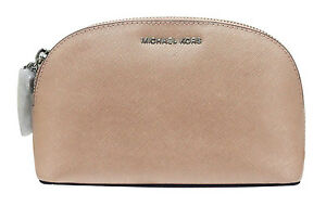 bbd2db00d292c3 Image is loading Michael-Kors-Alex-Ballet-Leather-Travel-Pouch-Wallet-