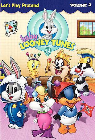Baby Looney Tunes Volume 2 Dvd 2006 For Sale Online Ebay