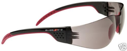 Swiss Eye Sportbrille *OUTBREAK LUZZONE* Black/Red Radsport