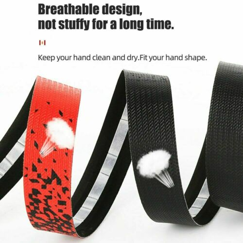 Road Bike Handlebar Tape Wrap Drop Bar Sports Non-slip PU EVA Triangle Gradient.