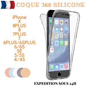 coque avant iphone x