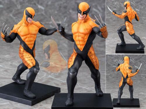 X-men Wolverine Artfx 1//10 PVC Statue Figurine No Box Marvel Now