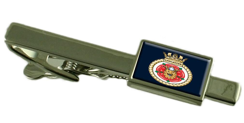Royal Navy Hms Hms Hms Lancaster Fermacravatta Inciso 5ea9d8