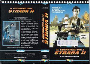 IL-GUERRIERO-DELLA-STRADA-II-1992-vhs-ex-noleggio