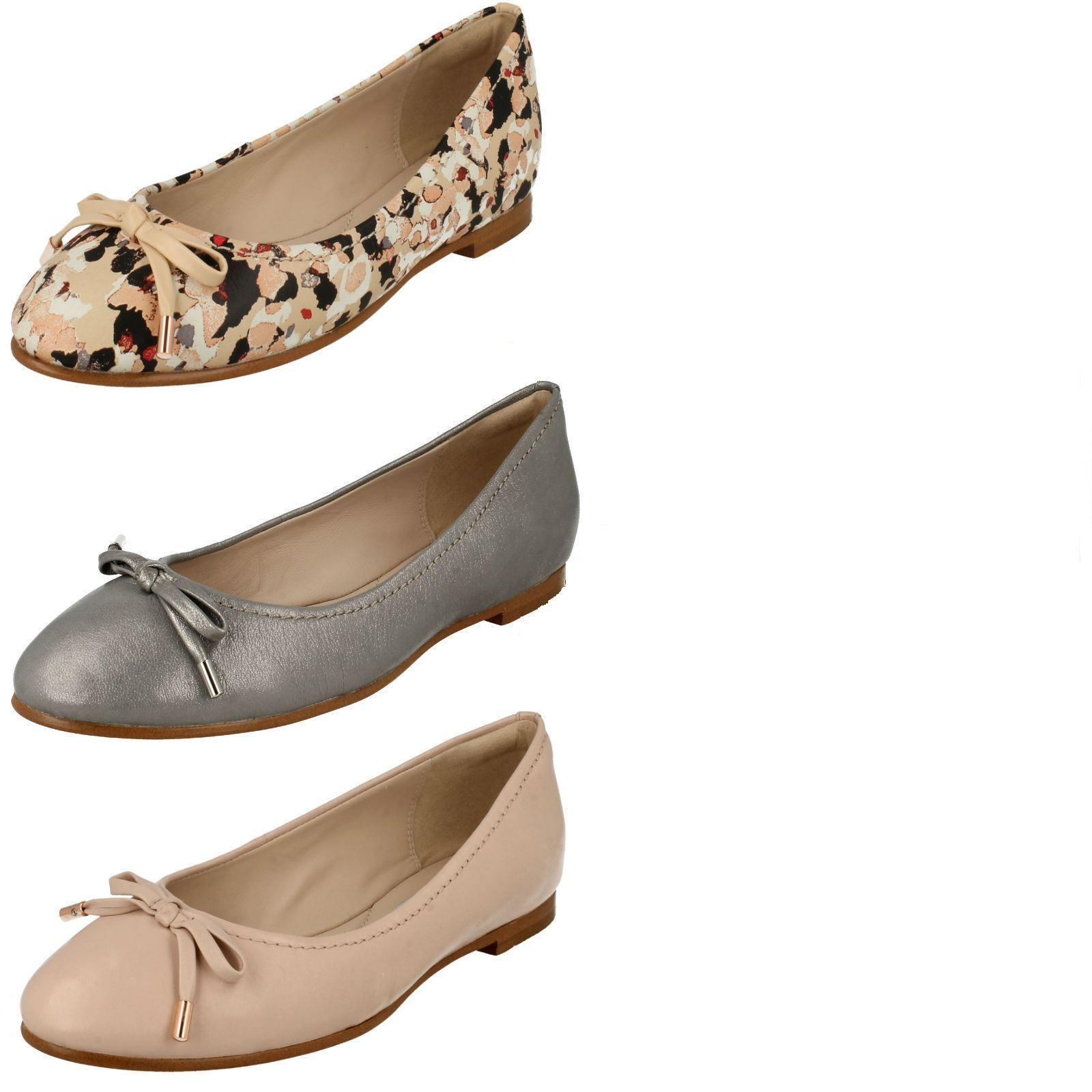 Clarks Damen Flache Ballerinas& 039; Gnade Lilie & 039;