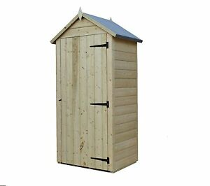 Garden Sheds 3x2 garden shed 3x2 shiplap apex roof tanalised pressure treated   ebay