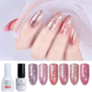 Born-Pretty-Rose-Gold-Glitter-UV-Gel-Nail-Art-Polish-Soak-Off-5-10ml