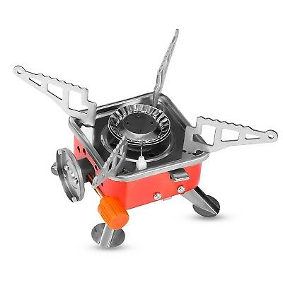 Portable outdoor stove camping cooker stove picnic stove field fishing stove