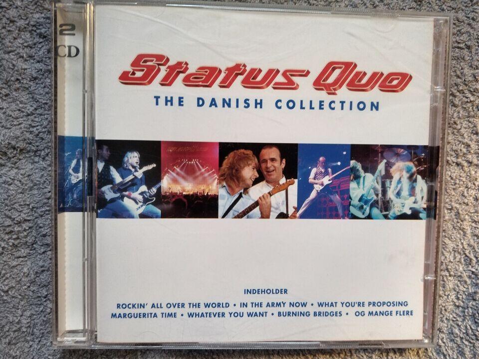 Status Quo: Danish collection, rock