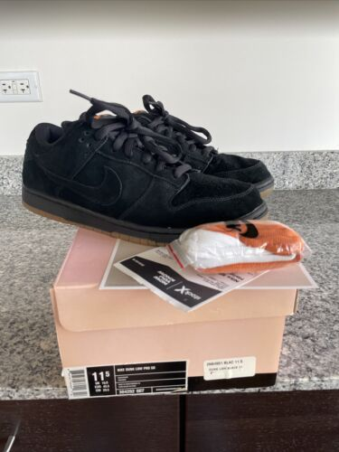 Nike SB Dunk Low Halloween, Size 11.5, Pre-owned,