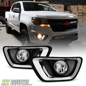 for 2015 2016 2017 Chevrolet Colorado Right Passenger Fog Lamp Opening Cover