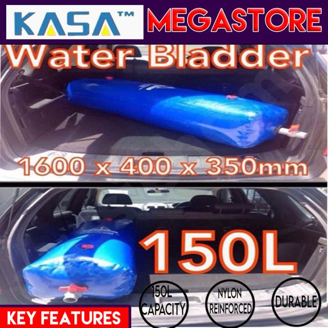 Kasa Series IV 150L 4×4 Bladder Tank Water Fishing Accessories