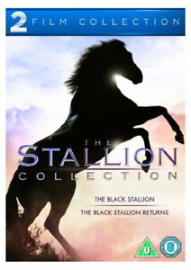 The-Black-Stallion-The-Black-Stallion-Returns-Double-Pack-New-DVD
