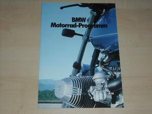 Zeitschriften Automobilia Bmw R 100 Rs Rt Cs R 80 Gs R 65 R 45 Prospekt 02/1981 Reine WeißE 62790