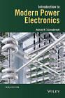 Introduction to Modern Power Electronics by Andrzej M. Trzynadlowski (Hardback, 2016)