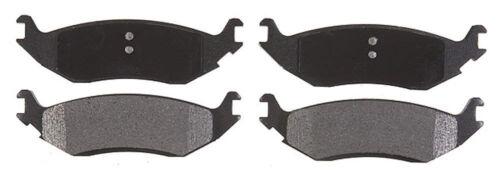 Rear Semi Metallic Brake Pads 05-10 Dodge Ram 1500 Pickups 11-18 Ram 1500 Pickup