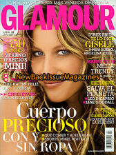 Spanish Glamour 7/07,Gisele Bundchen,Avril Lavigne,July 2007,NEW