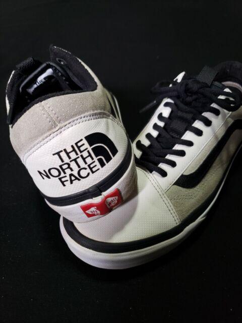 Vans x North Face Men Old Skool MTE DX TNF White Black Mens sizes
