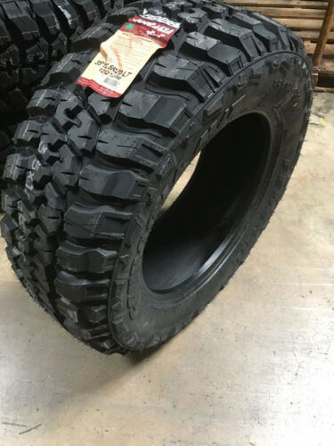 2 NEW 31X10.50R15 Federal Couragia Mud Tires M//T 31105015 R15 1050 31 10.50 15