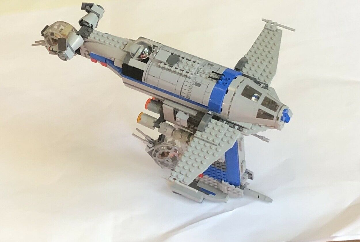 Lego 75188-star wars-figurine resistance bomber-polybag-new opened