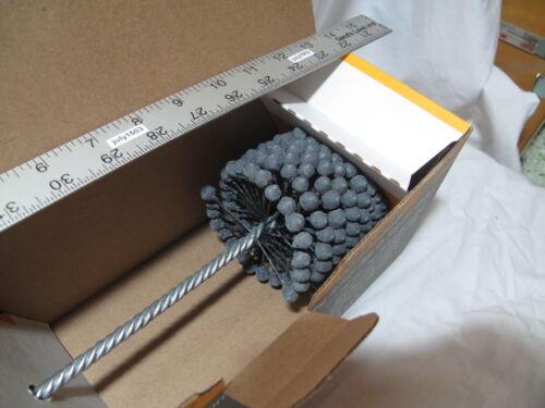"NEW  3-1//2/"" 240 grit Flexible Cylinder Hone Bore Diameter Ball Engine Flex 1"
