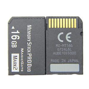 64 GB Memory Stick Pro Duo Speicherkarte für Sony PSP 2000 3000 Cybershot Kamera
