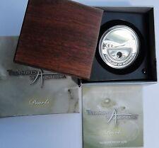 2011 AUSTRALIA Treasures of Australia - PEARLS 1oz Silver Proof Coin