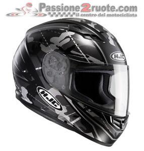 Integral Helm Motorrad HJC Cs-15 Cs15 songtan Mc5sf Größe xl schwarz grau