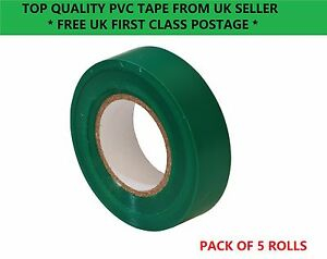 RED PVC Tape for Electrical Insulation Racket /&Socks *16.5Mx16.5mmx0.165mm*