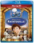 Ratatouille Blu-ray 3d 2d & UV Region B