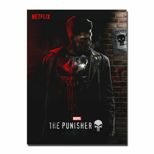 Art The Punisher 2017 Superherhoes Poster 20x30 24x36 P1352