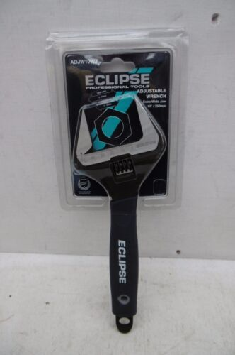 """ECLIPSE 10/"""" ADJUSTABLE WRENCH 50MM OPENING JAWS ADJW10WJ"""