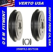 REAR BRAKE DRUMS AND SHOES KIT FOR TOYOTA , PRIUS 2004-2008