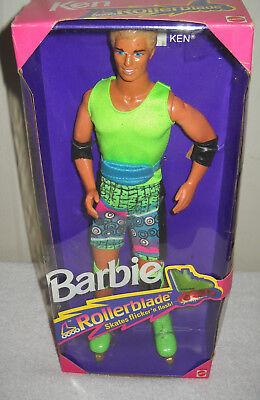 Rollerblade Ken Doll New Boyfriend of Barbie