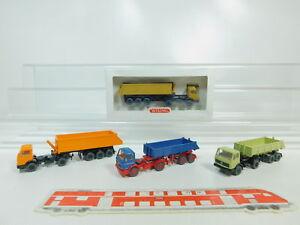 Bo497-0-5-4x-Wiking-h0-1-87-remolcarse-Mercedes-Benz-MB-676-01-etc-Neuw-1x-OVP
