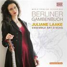 Berliner Gambenbuch (CD, Mar-2015, Capriccio Records)